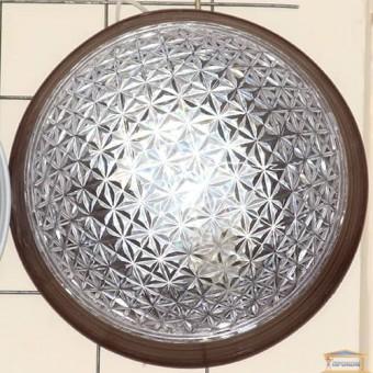 Изображение Светильник настенно-потолочный Эклектика Е-006 венге натуральный
