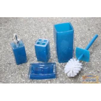 Изображение Набор аксессуаров для ванной 4 предмета акрил 8010