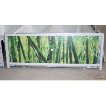 Изображение Экран под ванну Ультра-легкий АРТ 1,68м бамбук