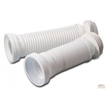 Изображение Труба гофрированная для унитаза Кроно-Пласт ГА-55
