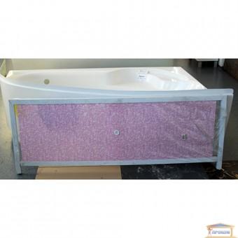 Изображение Экран под ванну Ультра-легкий 1,68м розовый иней