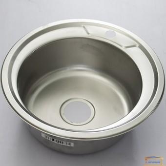 Изображение Мойка для кухни DELFI 510мм (08/180) декор