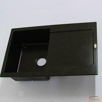 Изображение Мойка гранитная Carex 780*500 Idis Obsidian 508