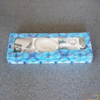 Изображение Набор для ванной № 2000 CB/6PCS (6 элементов) голубой