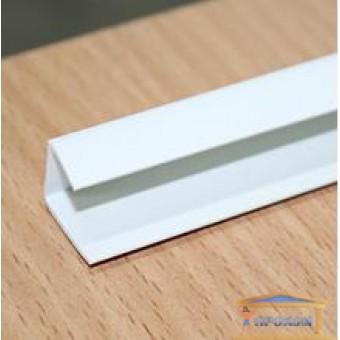 Изображение Профиль стартовый для гипсокартона пластик 3м