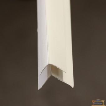 Изображение Угол наружный, (длина 6м) белый