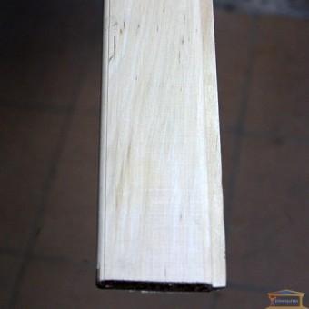 Изображение Вагонка дерево ольха двухстор 2,5м *0,085м высш.сорт