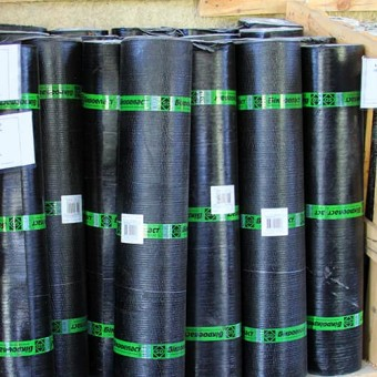 Изображение Бикроэласт ХПП 2,5 15кв.м. сланец серый