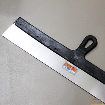 Изображение Шпатель нерж. с пластмассовой ручкой фасад 600мм 05-422