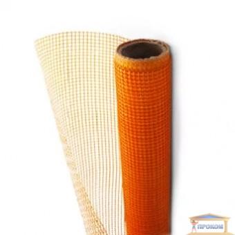 Изображение Сетка штукатурная М-160 (1 рулон=50 кв.м, ячейка 5*5 мм) оранж
