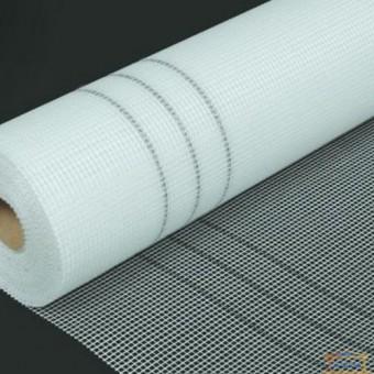 Изображение Сетка штукатурная М-90 (1 рулон=45 кв.м, ячейка 5*5 мм) стекловолокно