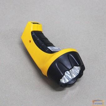 Изображение Фонарь ТН 2293 желтый 4 LED (аккум.)