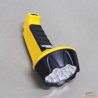 Изображение Фонарь ТН 2295 желтый 15 LED (аккум.)
