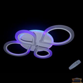 Изображение Люстра светодиодная 1835/4 LED WT Dimmer 2
