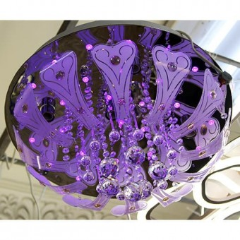 Изображение Люстра светодиодная торт Ш5810/500