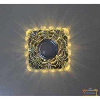 Изображение Точечный светильник с LED подсветкой 7631 ИП-WT