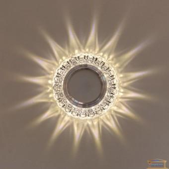 Изображение Светильник точечный  с LED подсветкой  2112S (4100К)