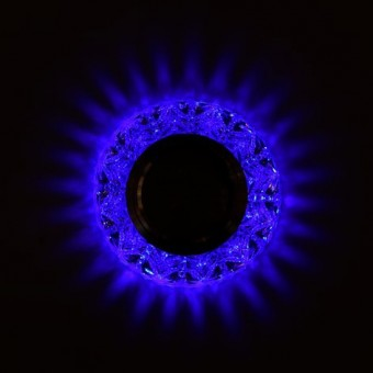 Изображение Светодиодный точечный светильник 7031 BL