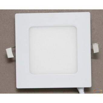 Изображение Светодиодный светильник SL Panel 6w SQ 4000K квадрат