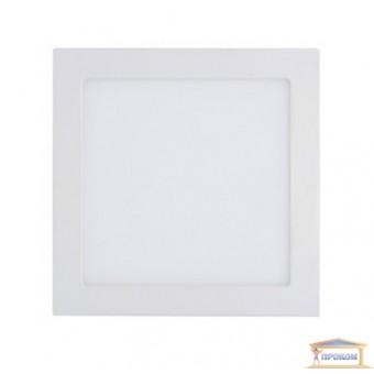 Изображение Светодиодный светильник SL Panel 9w SQ 4000K квадрат