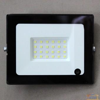 Изображение Прожектор LED-SLT 30W 6500K  SOKOL с датчик движ 113668