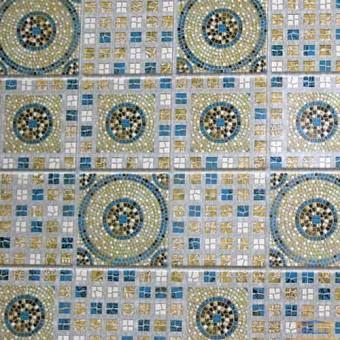 Изображение ПВХ панель Мозаика Фиеста Барса 954*478 мм