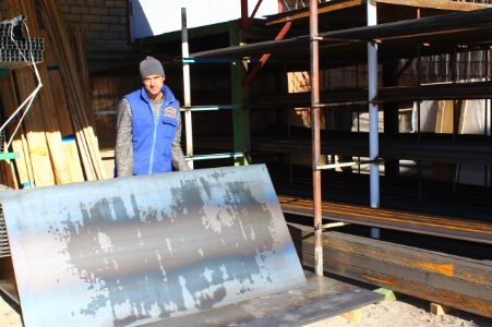 Купить лист металла в Проком с доставкой по Донецкой области