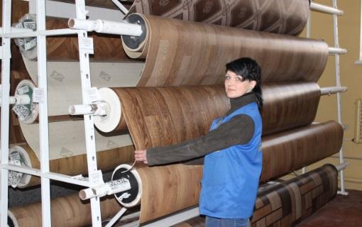 Купить линолеум в интернет-магазине Проком с доставкой по Украине