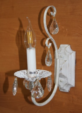 Классические бра (настенные светльники)