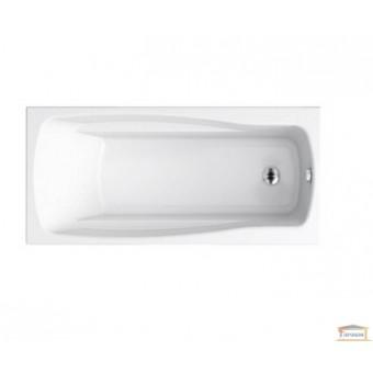 Изображение Ванна акриловая LANA 1,5*0,7м Церсанит купить в procom.ua