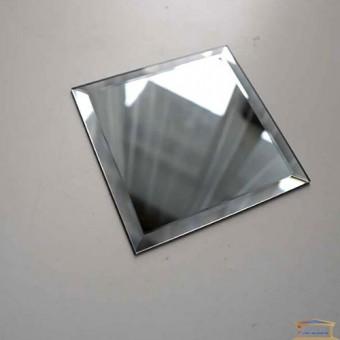Изображение Декор квадрат зеркальн 100*100 серебро купить в procom.ua
