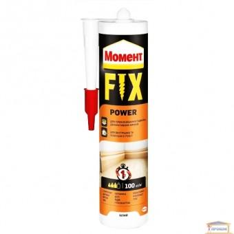 Изображение Клей монтажный Fix Power 400 г купить в procom.ua