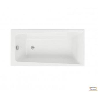 Изображение Ванна акриловая LORENA 1,5*0,7 Церсанит купить в procom.ua