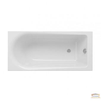 Изображение Ванна акриловая FLAVIA 1,6м*70 Церсанит купить в procom.ua