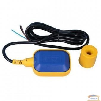 Изображение Выключатель поплавковый для насоса РС8-кабель 5м купить в procom.ua
