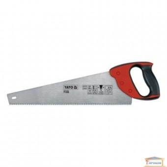 Изображение Ножовка по дереву 500мм YT-3103 купить в procom.ua