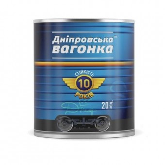 Изображение Эмаль ПФ-133 Дн вагонка темно-коричневый лак 0,85кг купить в procom.ua