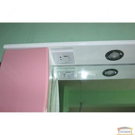 Изображение Зеркало 70 розовое левое Z-1 купить в procom.ua - изображение 2