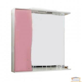 Изображение Зеркало 70 розовое левое Z-1
