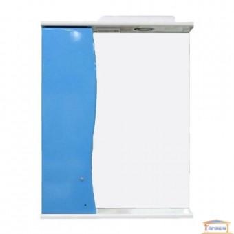 Изображение Зеркало 55 голубое левое Z-1