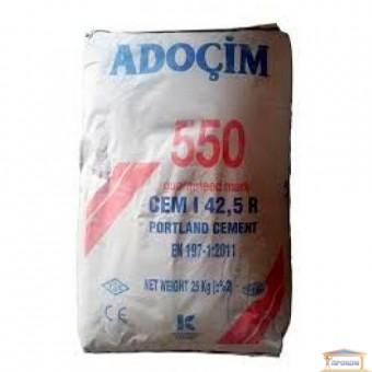 Изображение Цемент ПЦ-500 25кг (Турция)