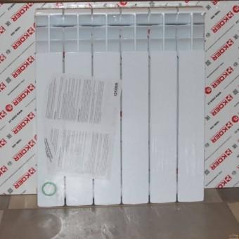 Изображение Радиатор биметаллический KOER 500*100 6cекций