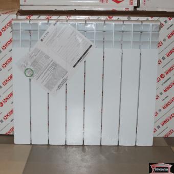 Изображение Радиатор биметаллический KOER 500*100 8cекций