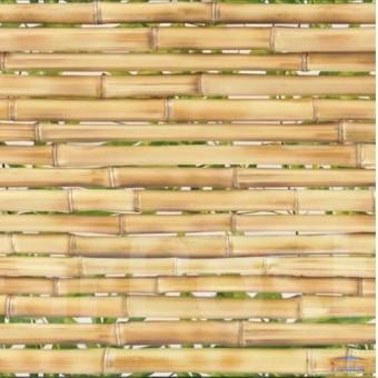 Изображение ПВХ панель Мозаика Бамбук золотой 947*503мм купить в procom.ua