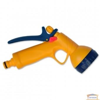Изображение Пистолет распыл. 6-поз пластик.с фиксат.потока VERANO 72-002