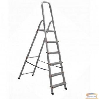 Изображение Лестница стремянка на 6 ступеней WERK 216 металл
