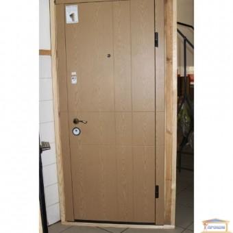 Изображение Дверь метал. ПБ 185 V ясень светлый 860 правая купить в procom.ua