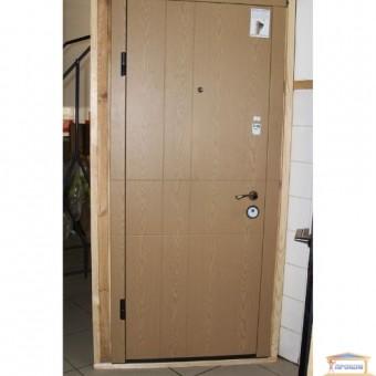 Изображение Дверь метал. ПБ 185 V ясень светлый 960 левая купить в procom.ua