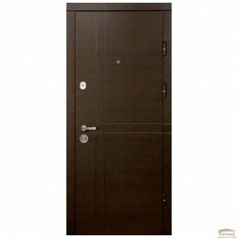 Изображение Дверь метал. ПК 180/161 Элит в.г.т/царг.б 960 К-100 ноч прав