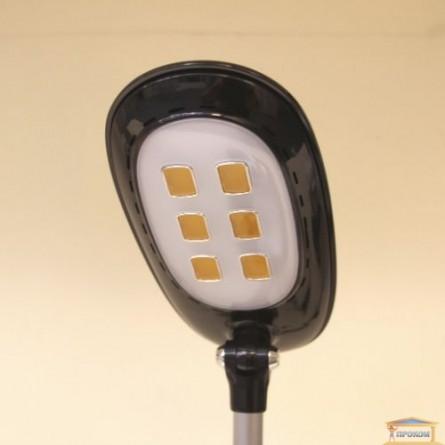 Изображение Лампа настольная + колонка светод BL 1231 чорний купить в procom.ua - изображение 3